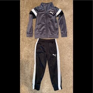 5t Puma outfit